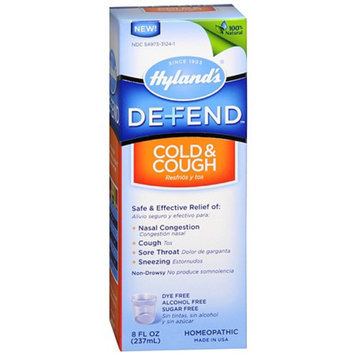 Hyland's Defend Cold & Cough