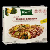 Kashi All Natural Chicken Enchilada Frozen Entree