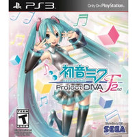 Sony Hatsune Miku: Project Diva F2nd (PlayStation 3)