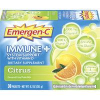 Emergen-C Immune Plus System Support