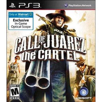 Ubisoft Call of Juarez: The Cartel w/ Exclusive Optical Scope (PS3)
