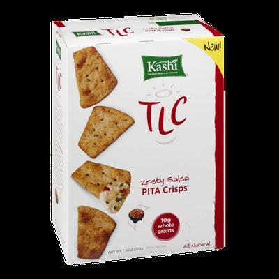 Kashi TLC Zesty Salsa Pita Crisps