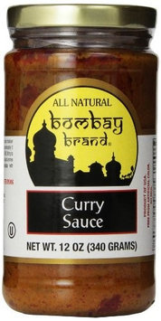Bombay Brand 311 Curry Sauce Case of 6 - 12oz. Jars