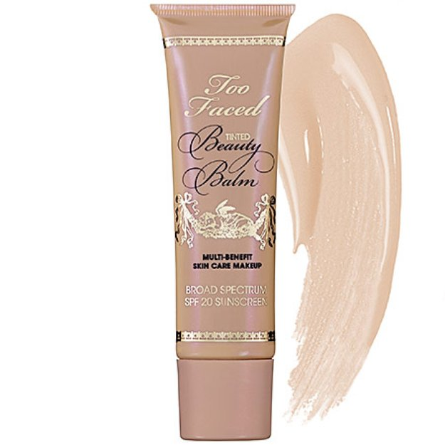 Too Faced Tinted Beauty Balm Multi Benefit skincare makeup
