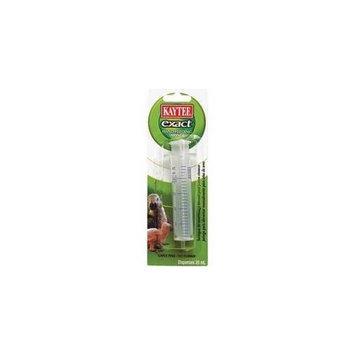 Kaytee Products Wild Bird Kaytee Pet Products BKT100504818 Exact Baby Bird Hand Feeding Syringe