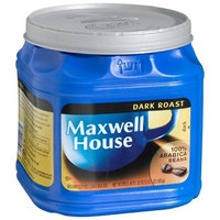 Maxwell House Dark Roast Ground Coffee, 33-Ounce Plastic Jugs (Pack of 2)