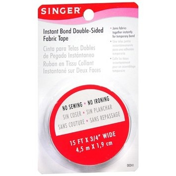 Singer Instant Bond Double-Sided Fabric Tape