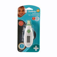 Safety 1st Hospital's Choice Quick Read Ear Thermometer