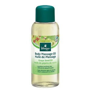 Kneipp Grape Seed Anti-Cellulite Body Massage Oil