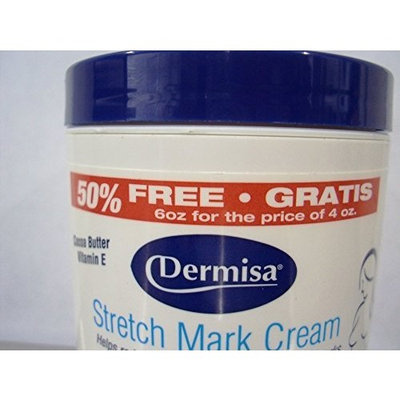 Dermisa Stretch Mark Cream 4 oz.