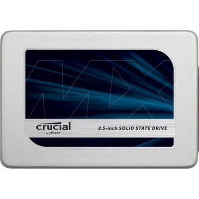 Crucial MX300 525GB SATA 2.5 7mm (with 9.5mm adapter) Internal SSD