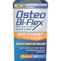 Osteo Bi-Flex Glucosamine Chondroitin MSM Advanced Dietary Supplement with 5-Loxin