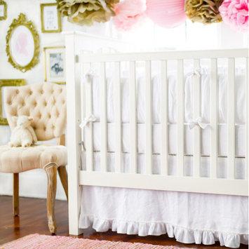 New Arrivals Madison Avenue 2 Piece Crib Bedding Set