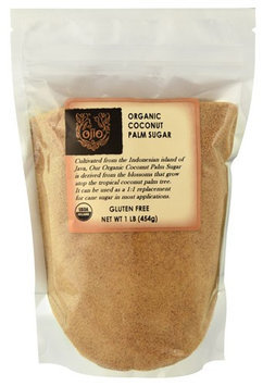Ojio - Coconut Palm Sugar Organic - 1 lb.