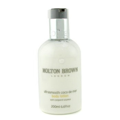 Molton Brown Ultrasmooth Coco De Mer Body Lotion for Unisex, 6.6 Ounce