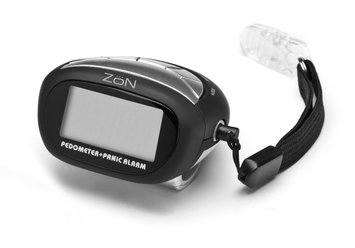 Southbend Sporting Goods Inc. ZoN Multifunction Pedometer with Alarm Black