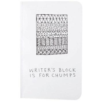 Denik Writers Block Lined Notebook