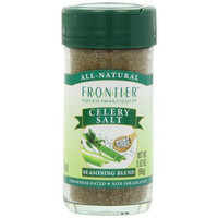 Frontier Celery Salt, 3.52-Ounce Bottle