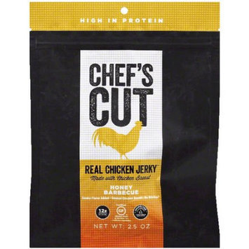 Chefscut Chef's Cut Honey Barbecue Real Chicken Jerky, 2.5 oz, (Pack of 8)