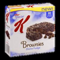 Kellogg's Special K Brownies Divine Fudge - 7 CT