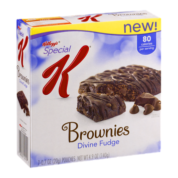 Special K® Kellogg's Brownies Divine Fudge