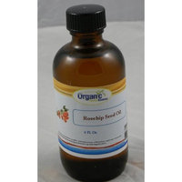 SAAQIN ® Certified Organic Rosehip Seed Oil - 100% Pure 120 ml (4Oz)