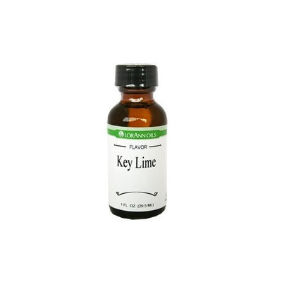 LorAnn Oils Flavorings and Essential Oils, Key Lime, 1 Ounce