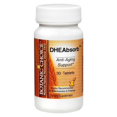 Botanic Choice DHEAbsorb Dietary Supplement Tablets