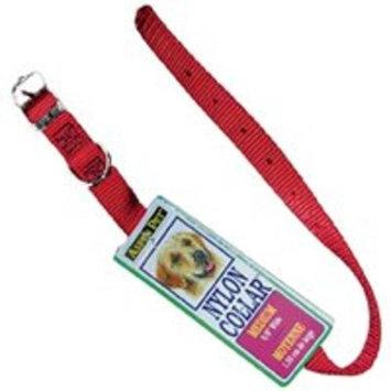Aspen Pet 15356 Nylon Red Collar