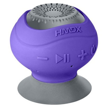 Homedics HMDX Neutron Wireless Speaker - Purple (HX-P120PU)