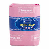 Superior Trading Co. Superior Bee and Flower Rose Soap 2.85 oz