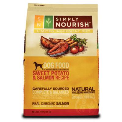 Simply NourishTM Limited Ingredient Diet Adult Dog Food
