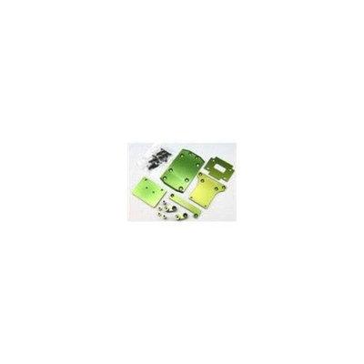ST RACING CONCEPTS ST Racing Concepts ST5822G Slash 2WD Lag Conversion Kit (Green)