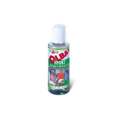 Olbas Products Sport Massage Oil 4 oz.