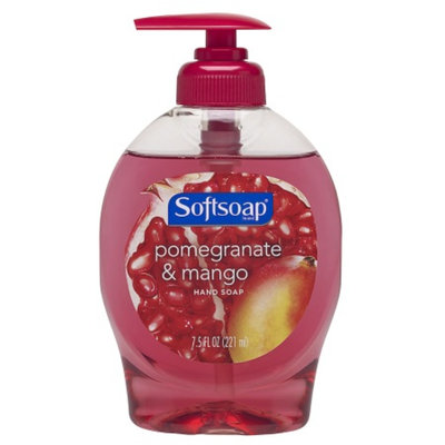 Softsoap Hand Soap, Pomegranate & Mango, 7.5 fl oz