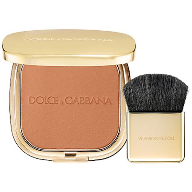 Dolce & Gabbana The Bronzer Glow Bronzing Powder Cashmere