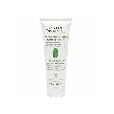 Skin by Ann Webb Organic Peppermint Milk Hydrating Cleanser