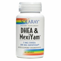 Solaray DHEA-5 5mg