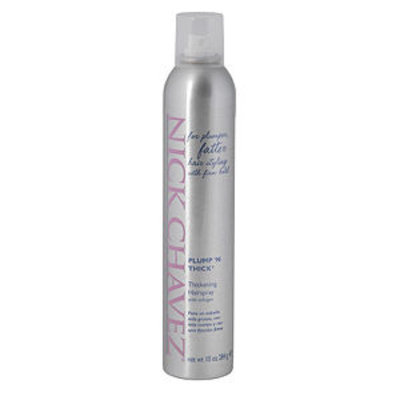 Nick Chavez Beverly Hills Plump 'N Thick Thickening Hairspray