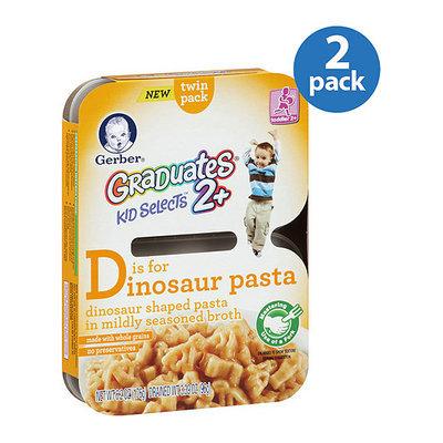 Gerber Graduates Kid Selects 2+ Dinosaur Pasta