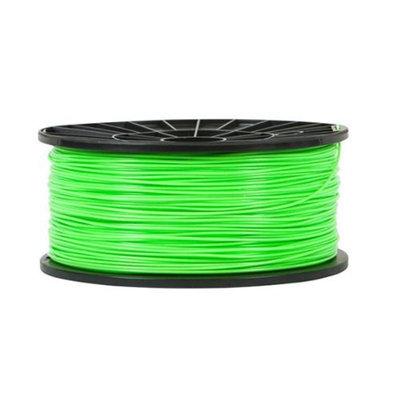 Monoprice Premium 3D Printer Filament PLA 3MM 1kg/spool, Bright Green