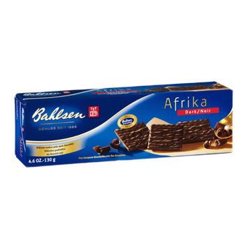 Bahlsen European Biscuits Dark