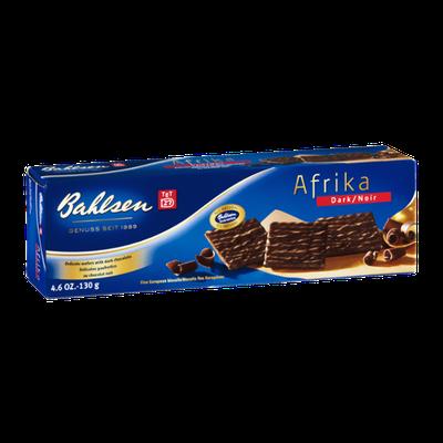 Bahlsen European Biscuits Dark