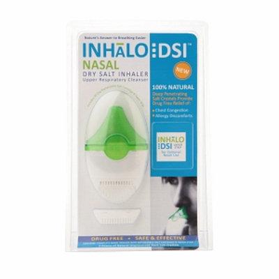 Inhalo   DSI Dry Salt Inhaler Upper Respiratory Cleanser