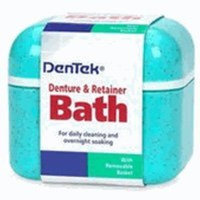 DenTek Denture Bath