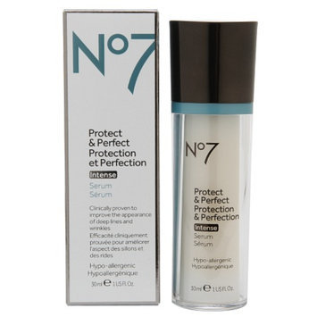 Boots No7 Protect & Perfect Protection & Perfection Intense Serum
