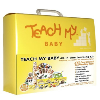 Teach My Baby Learning System 6 - 18mo