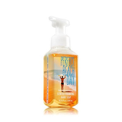 Bath & Body Works Anti-bacterial Gentle Foaming Hand Soap Perfect Beach Day