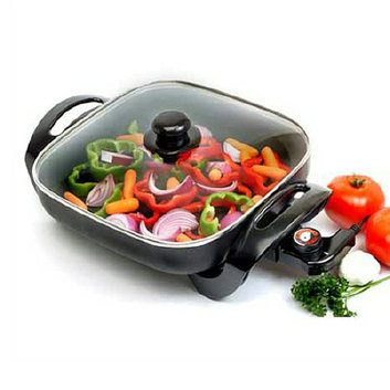Elite 12-inch Electric Skillet