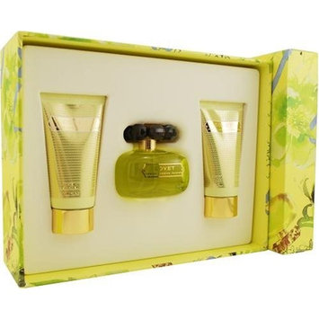 Covet By Sarah Jessica Parker For Women. Set-eau De Parfum Spray 3.4-Ounce & Body Lotion 2.5-Ounce & Shower Gel 2.5-Ounce